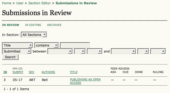 ojs2-2-section-editor-home-page