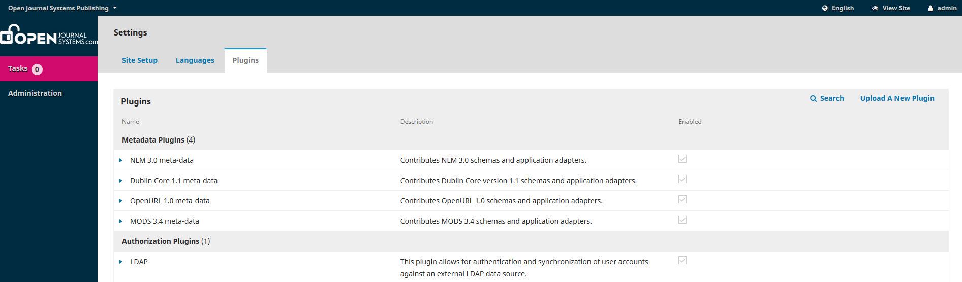 ojs3-site-settings-plugins