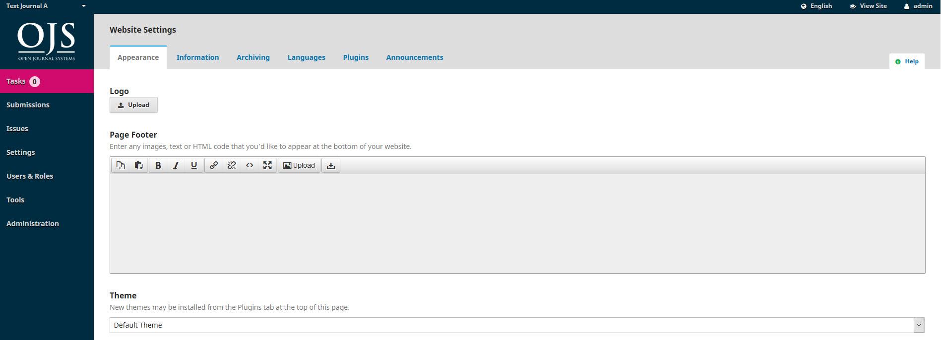 ojs3-website-settings-appearance