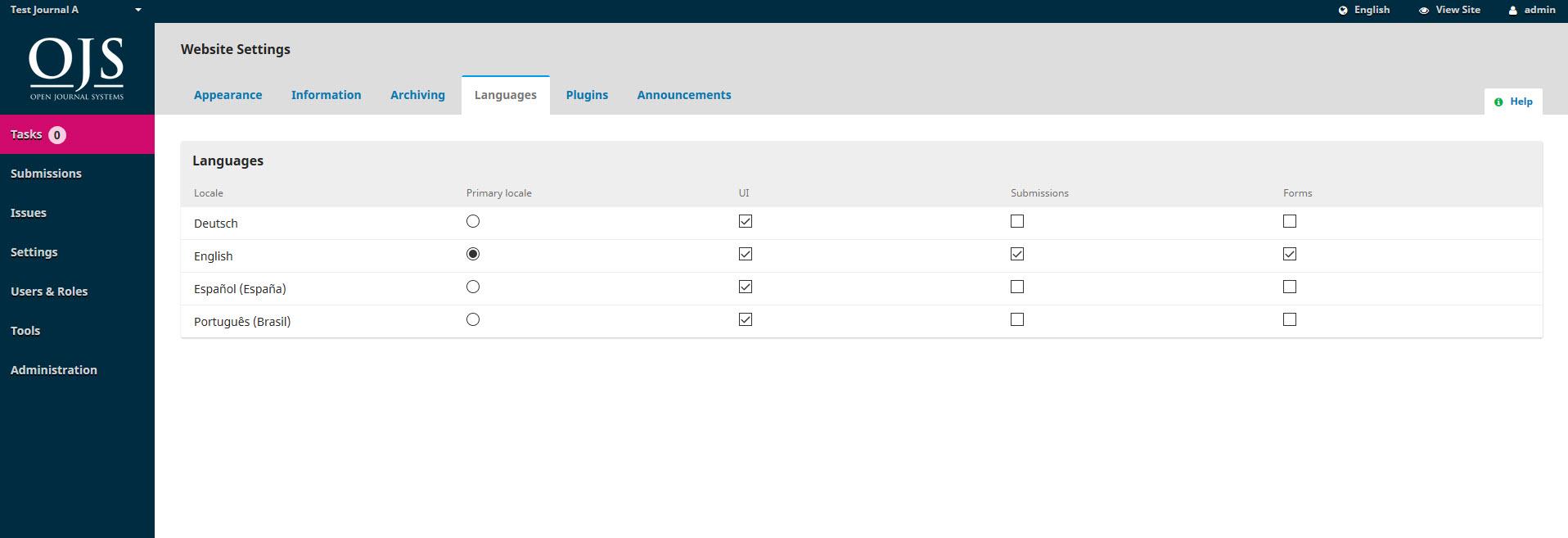 ojs3-website-settings-languages